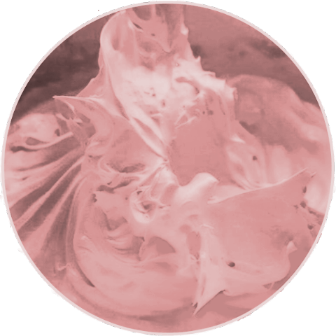 Strawberry Smoothy Whipped Shower Soap